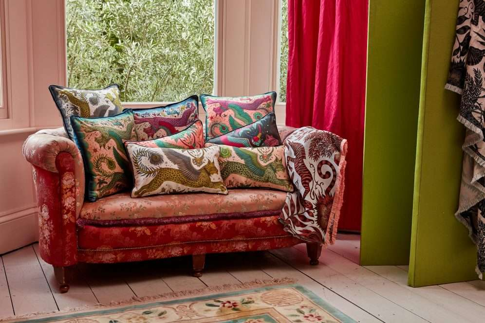 Emma Shipley - new collection lifestyle image two